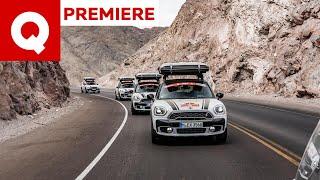 Sulle tracce della Dakar 2019 con le Mini Countryman SD