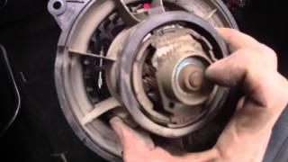 Снимаем и разбираем вентилятор печки Ford Fusion(, 2015-02-07T18:33:26.000Z)