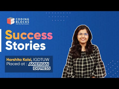 Coding Interview Questions : Harshita Kalsi L American Express L IGDTUW