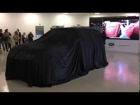 presentazione nuova range rover sport - ferrari giorgio @ kerakoll