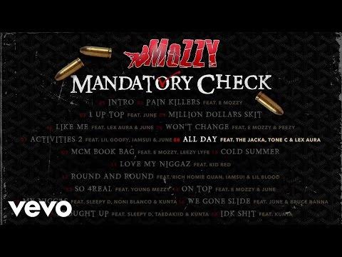 Mozzy - All Day (Audio) ft. The Jacka, TONE C., Lex Aura
