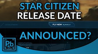 Releasing Star Citizen?
