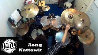 อยู่ตรงนี้ นานกว่านี้ - Getsunova (Drum Cover & Rearranged by Aong Nattawit)