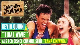 CAMP KIKIWAKA - Kevin Quinn: Tidal Wave 🌊🎵 | Disney Channel Songs