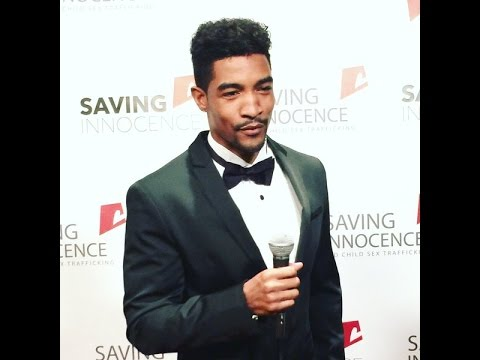 Saving Innocence Gala 2015 Red Carpet Interviews with Wendell Lissimore