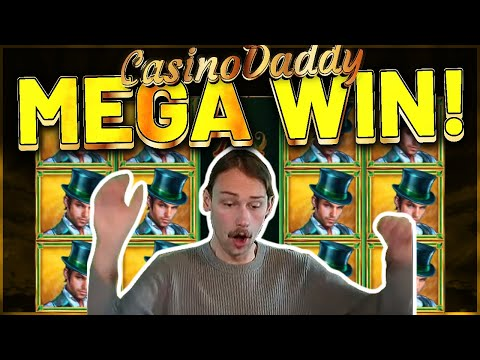 MEGA WIN! Book Of Oz Big win - HUGE WIN - Casino Games from Casinodaddy Live Stream