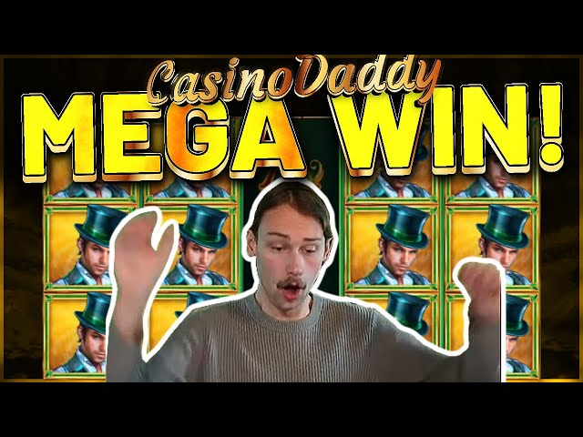 MEGA WIN! Book Of Oz Big win - HUGE WIN - Casino Games from Casinodaddy Live Stream