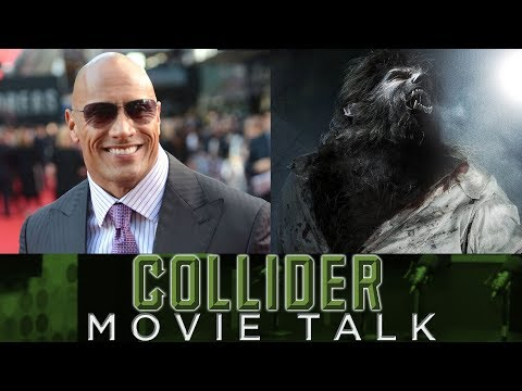 Dwayne Johnson Rumored for The Wolfman - Collider Movie Talk