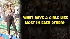 What Girls Like Most In Boys? | Chandigarh Girls About Boys | Boys Must Watch | Singonline