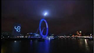 LONDON 2012 HAPPY NEW YEAR