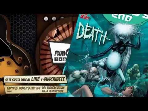 EARTH 2: WORLD'S END #4 (29/10/2014) (en español) leer / descargar