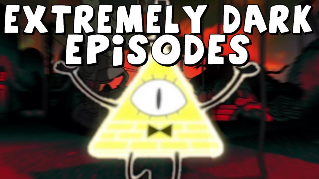Extremely DARK Episodes of Kids Cartoons