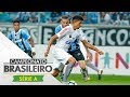 Melhores Momentos - Gols de Grêmio 1 x 1 Santos - Campeonato Brasileiro (30/07/2017)