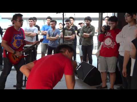 Dicktracy - Fractions (Live at Spirits Of The Young Kids Tour 2012 - Putrajaya)