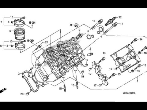 2004 Goldwing Wiring Diagram Find Motorcycle Oem Parts With Microfiche Youtube