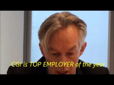 CGI Top Employer of the year