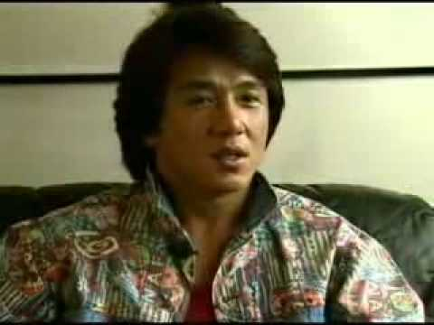 Jackie Chan - Bruce Lee Interview - YouTube