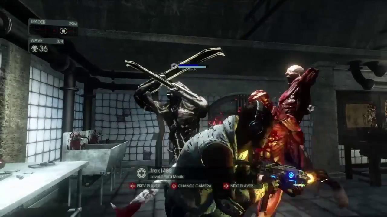 Killing floor 2 so many zombies youtube for Killing floor zombies