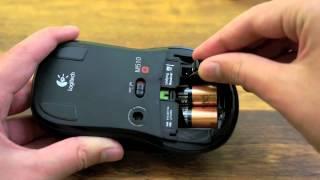 Logitech M510 Wireless Mouse Review