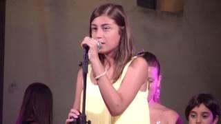 Ludovica Pisano canta - La mente torna di Mina