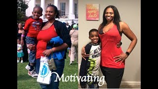100LB  WEIGHT LOSS TRANSFORMATION STORY NATURALLY - BEFORE AND AFTER PICTURES