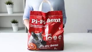 Наполнитель для кошек Pi Pi Bent Классик