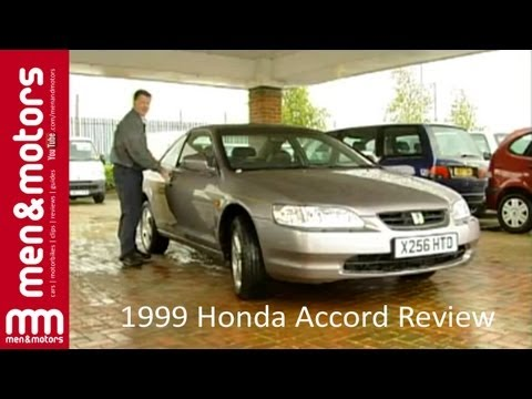 1999 Honda Accord Review