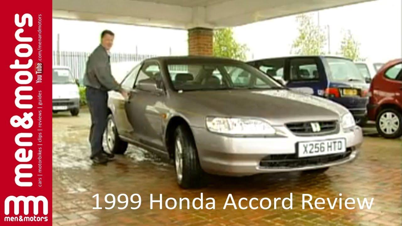 1999 Honda Accord Review