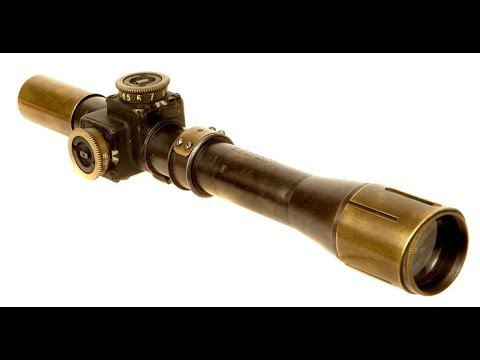 Lee Enfield Scopes - Real or Fake ?? The No32 Scope
