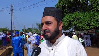 Nigeria Ahmadi Muslims mark Eid al Fitr 2018