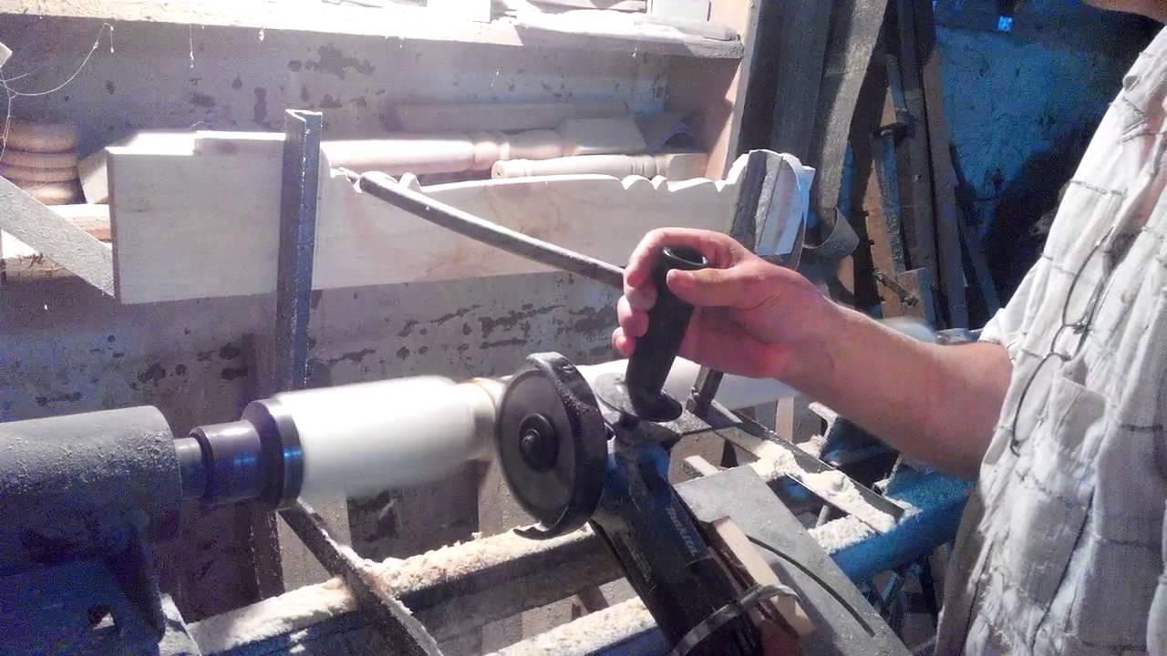 Токарный станок копиром своими руками видео фото 234