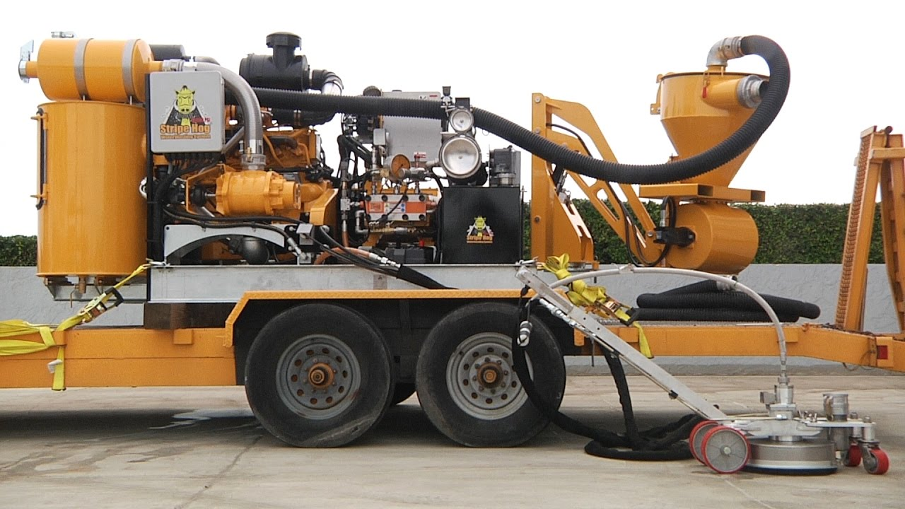 HT12000-VC | Waterblasting Technologies