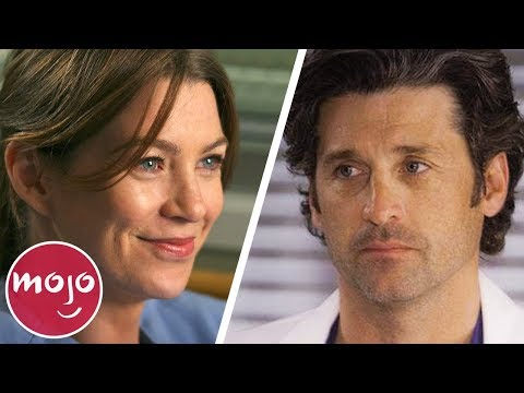 Top 10 TV Couples That BROKE UP When Actors Wanted Out