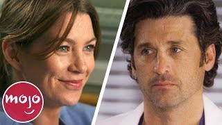 Top 10 TV Couples That Split When Actors Wanted Out
