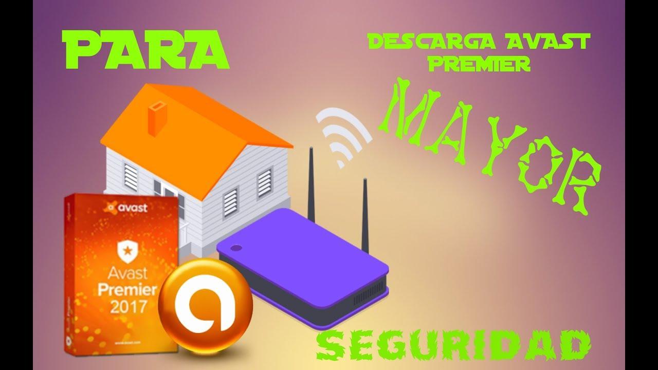 Como instalar Avast Premier 2017 + SERIAL KEY HASTA EL ...