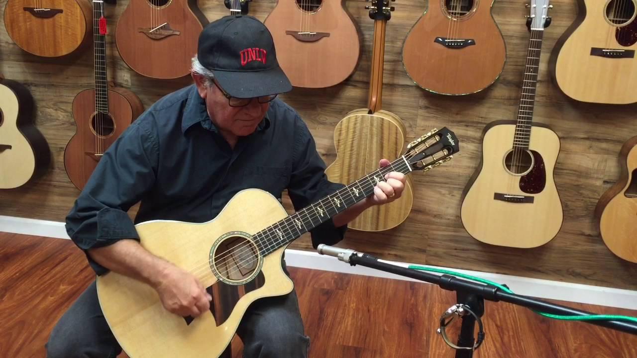 Taylor Guitars For Sale >> Taylor Guitars 612ce For Sale Heartbreaker Guitars Youtube