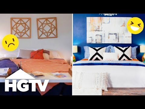 how-to-spruce-up-a-boring-master-bedroom---hgtv