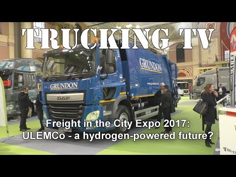 Freight in the City Expo 2017: ULEMCo - a hydrogen-powered future?