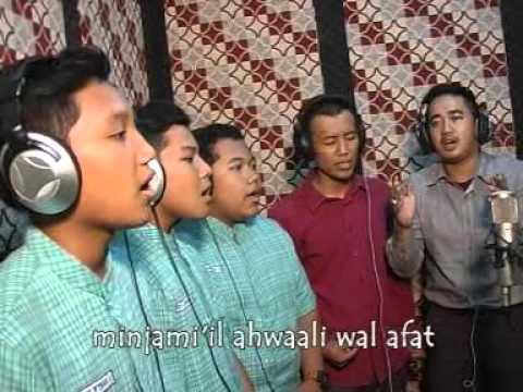 Sholawat SMP Khadijah-Sholawat Munjiyat