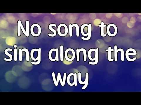No Parade by Jordin Sparks Lyrics