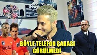 GALATASARAY'A FUTBOLCU TRANSFER ETTİM ! ( EFSANE ŞAKA )