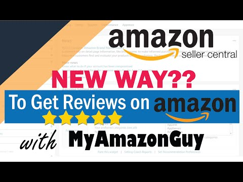 Amazon Vine on Seller Central - A New Way to Gather Product Reviews?