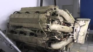 Zvezda M503 - 4.000 HP diesel engine of the Soviet Union