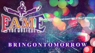 Fame: The Musical - Bring on Tomorrow - Karaoke