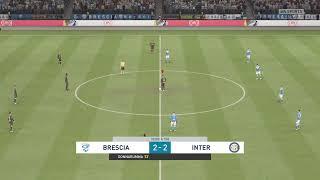 Brescia Vs Inter