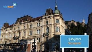 Λιουμπλιάνα: Η πόλη που θα ήθελα να ζω!