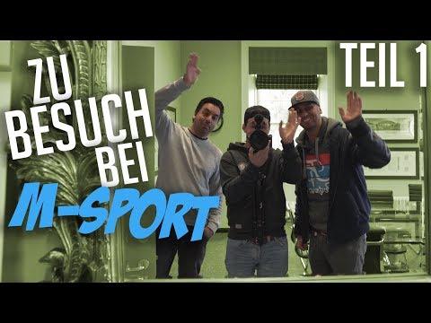 JP Performance - Zu Besuch bei M-Sport | Teil 1