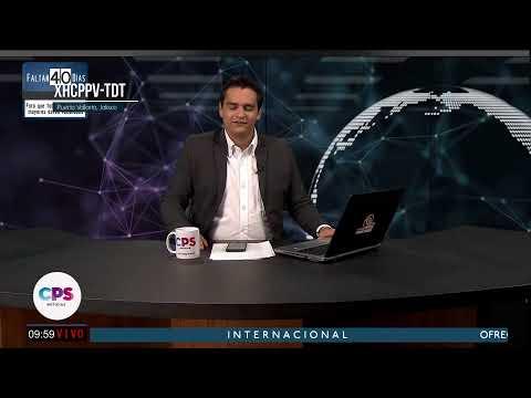 19/02/2021, 21:00 hrs, CPS Noticias en vivo Nacional e Internacional
