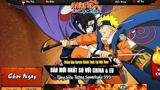 [Naruto lục đạo] giới thiệu game mới và show nik cho ae