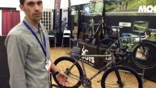 Moots Routt 45 Prototype Gravel Road Bike